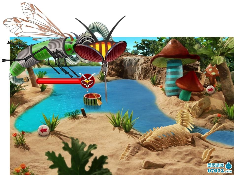 盒子世界》世界上最大的蚊子惊现_游戏资讯_07073 ...