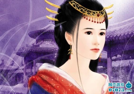 的中国古代四大美女