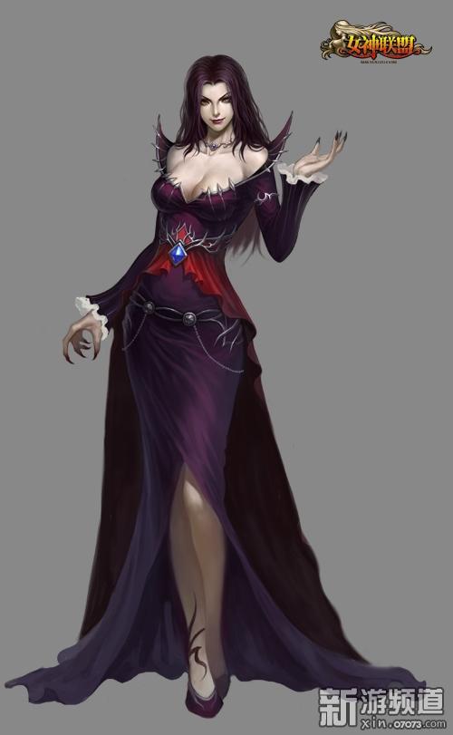 联盟 《女神联盟》/堕落的吸血鬼