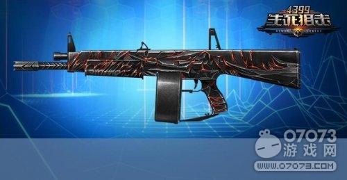 生死狙击AA12地狱(卓越级霰弹枪)